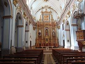 parroquia de san bartolome sierra engarceran