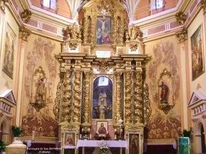 parroquia de san bartolome vallada