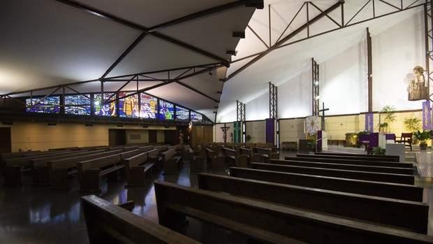 parroquia de san basilio el grande madrid