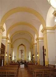 parroquia de san benito abad agudo