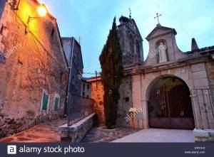 parroquia de san benito abad gargantilla del lozoya