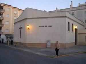 parroquia de san benito abad puerto real