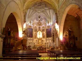 parroquia de san benito babilafuente