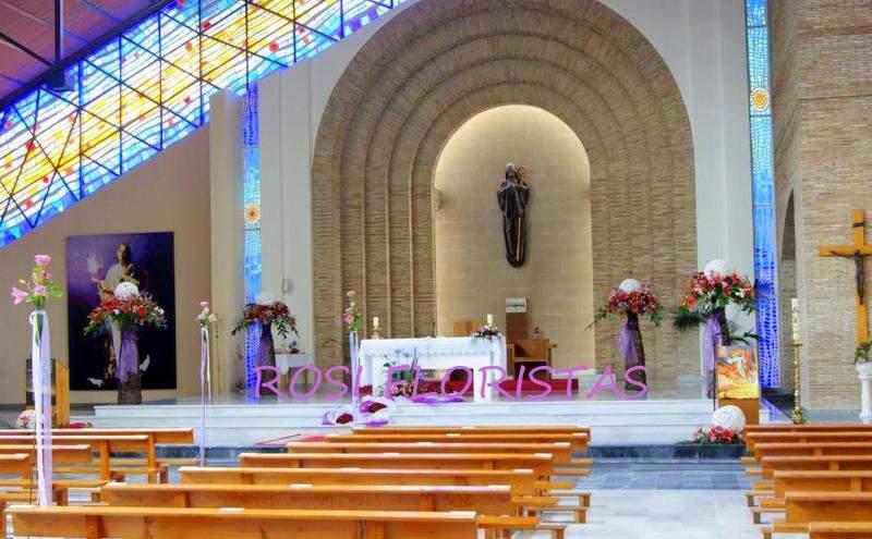parroquia de san benito murcia