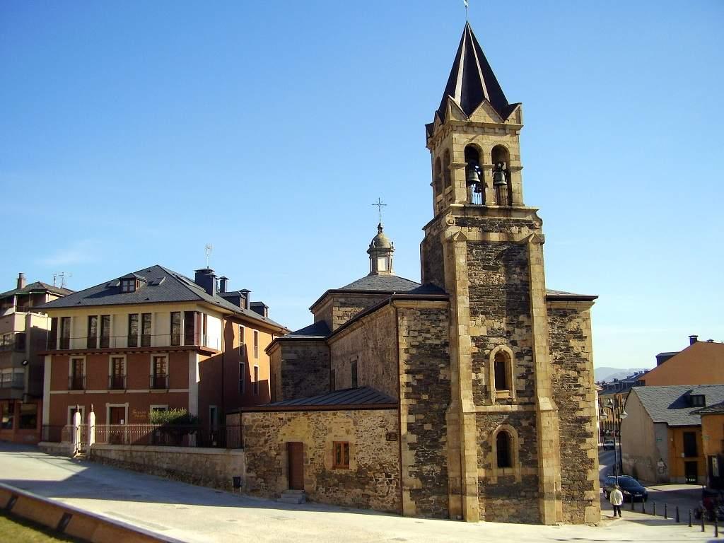 parroquia de san benito san pedro de las duenas