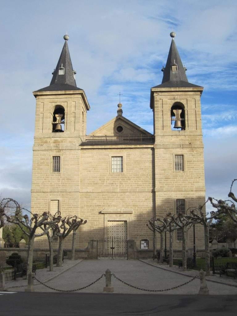 parroquia de san bernabe apostol el escorial