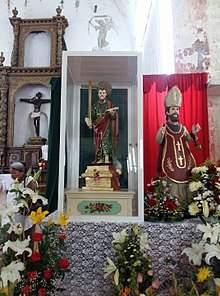 parroquia de san bernabe apostol petrola