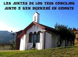 parroquia de san bernabe apostol urioste ortuella