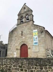 Parroquia de San Bernabé de la Valenzana (Ourense)