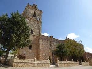 parroquia de san bernabe los hinojosos