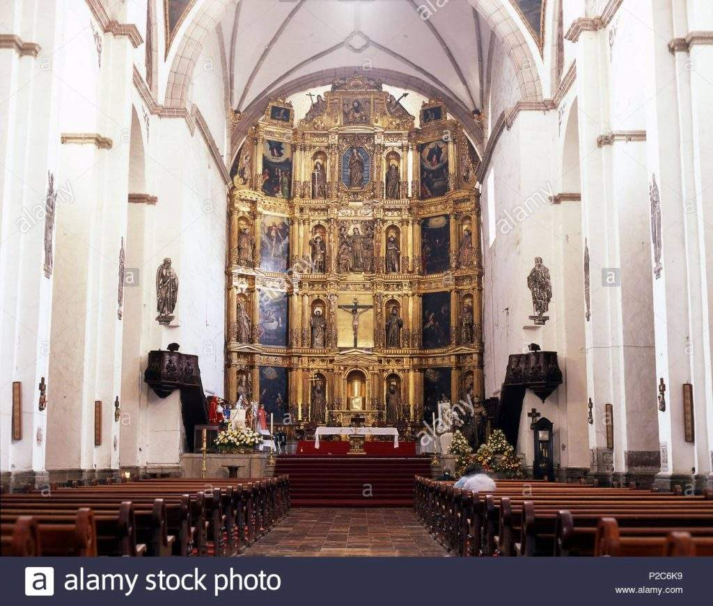parroquia de san bernardino de siena velada
