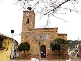 parroquia de san bernardo hinojosas de calatrava
