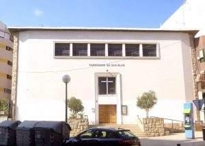 parroquia de san blas alicante