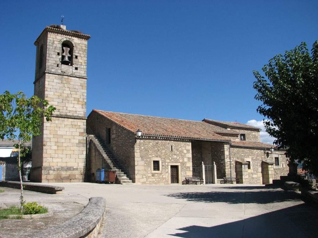 parroquia de san blas oliva de plasencia