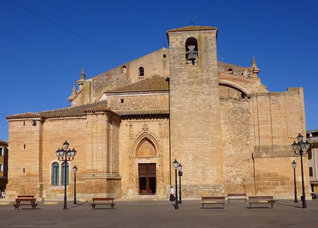 parroquia de san blas villarrobledo