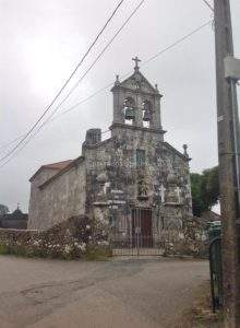 Parroquia de San Breixo de Oza (Carballo)