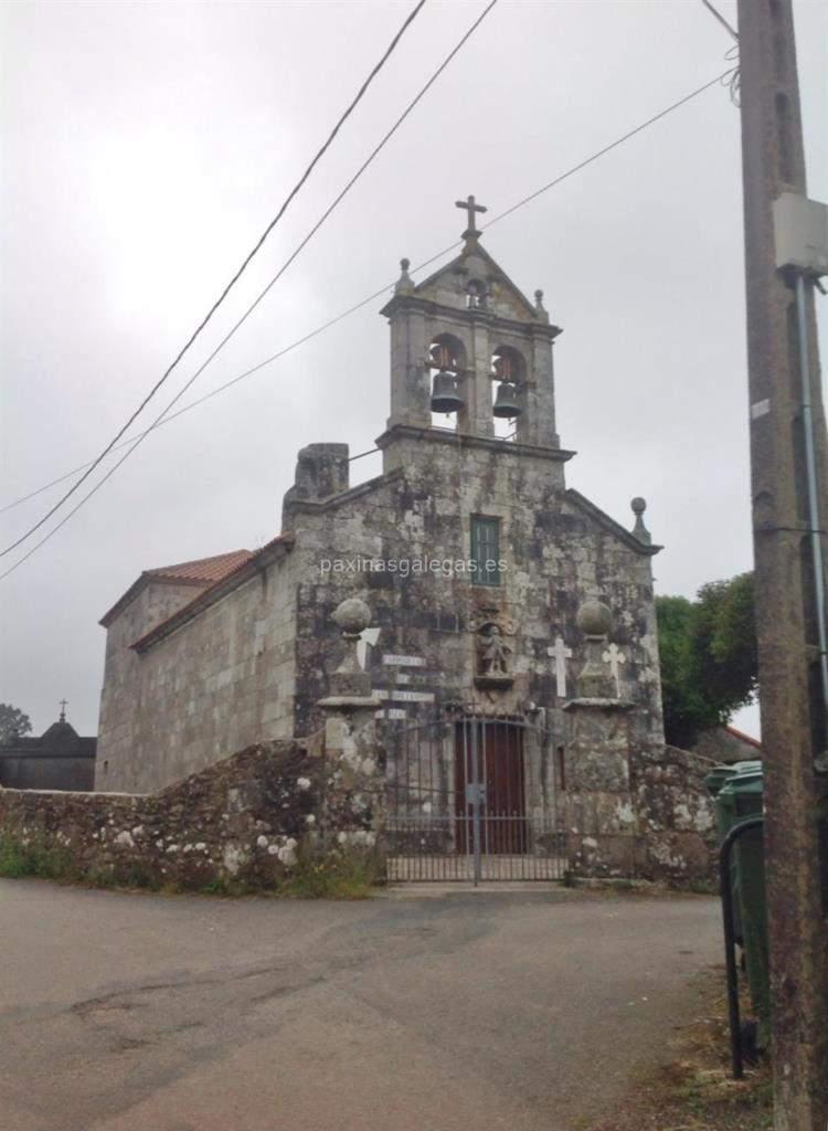 parroquia de san breixo de oza carballo