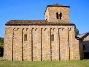 parroquia de san caprasio santa cruz de la seros