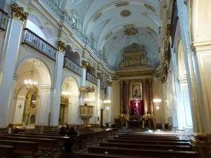 parroquia de san carlos borromeo ontinyent