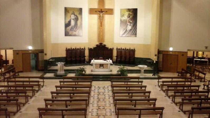 parroquia de san carlos borromeo sevilla