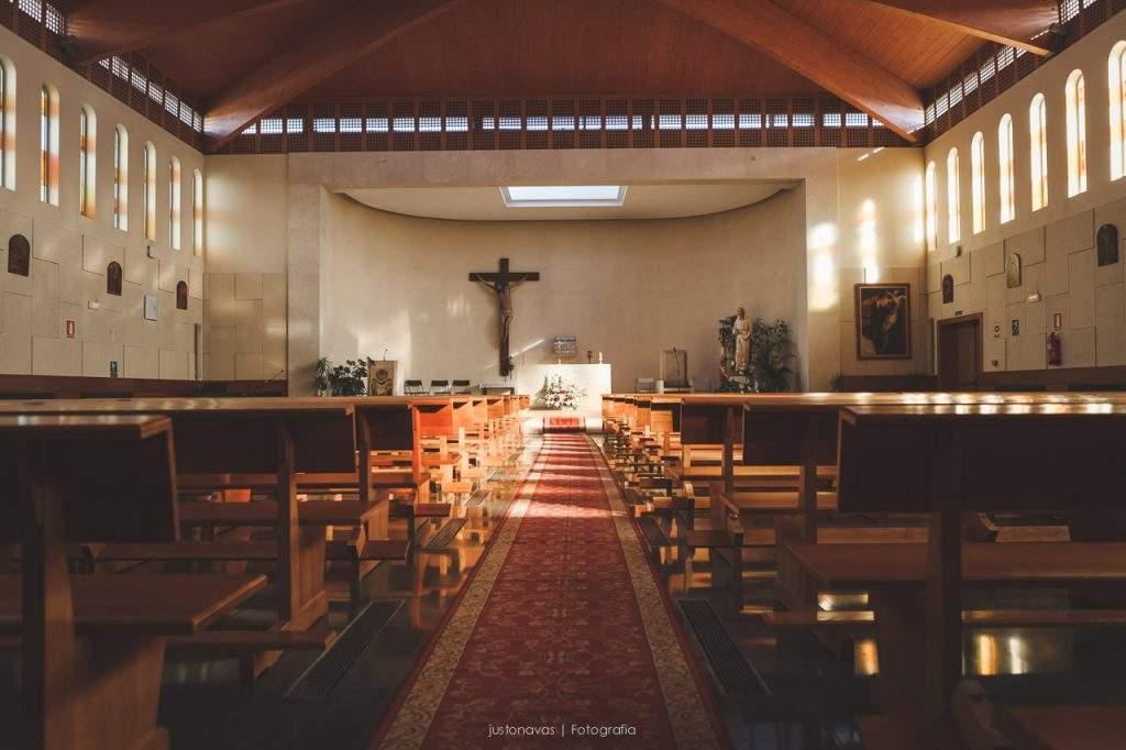parroquia de san carlos borromeo villanueva de la canada