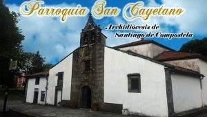 Parroquia de San Cayetano (Santiago de Compostela)