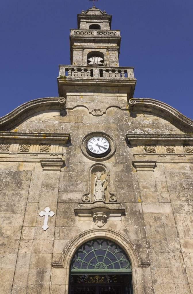 parroquia de san cibran san cibran de aldan