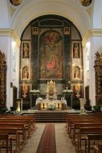 parroquia de san cipriano cebolla