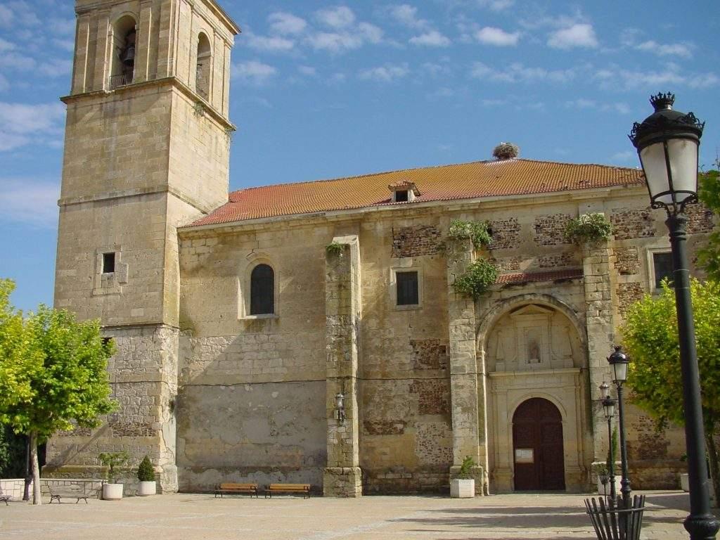 parroquia de san cipriano cobena