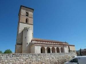 parroquia de san cipriano fuensaldana