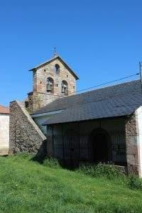 parroquia de san cipriano pobladura de la tercia