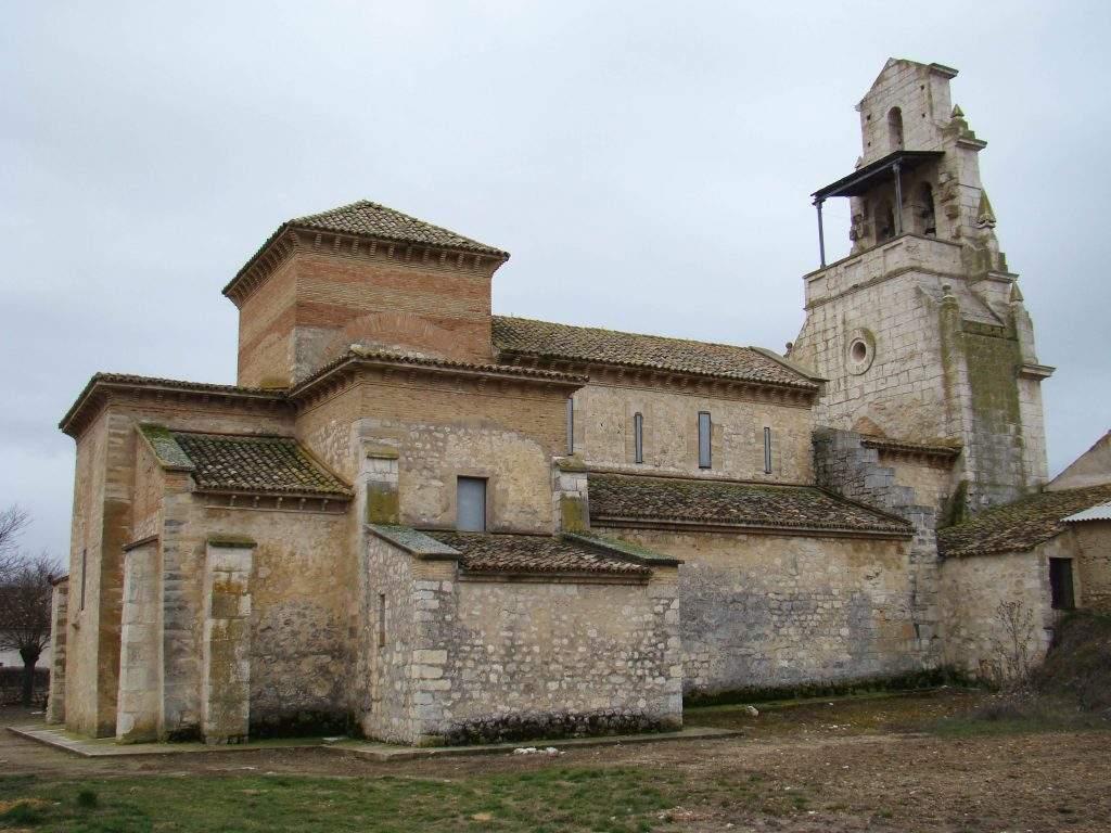 parroquia de san cipriano san cebrian de mazote