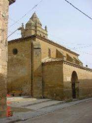 Parroquia de San Clemente Papa (Ibieca)