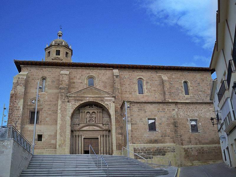 parroquia de san cosme y san damian logrono