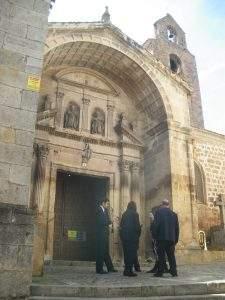 parroquia de san cosme y san damian poza de la sal