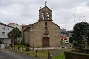 Parroquia de San Cristóbal das Viñas (A Coruña)