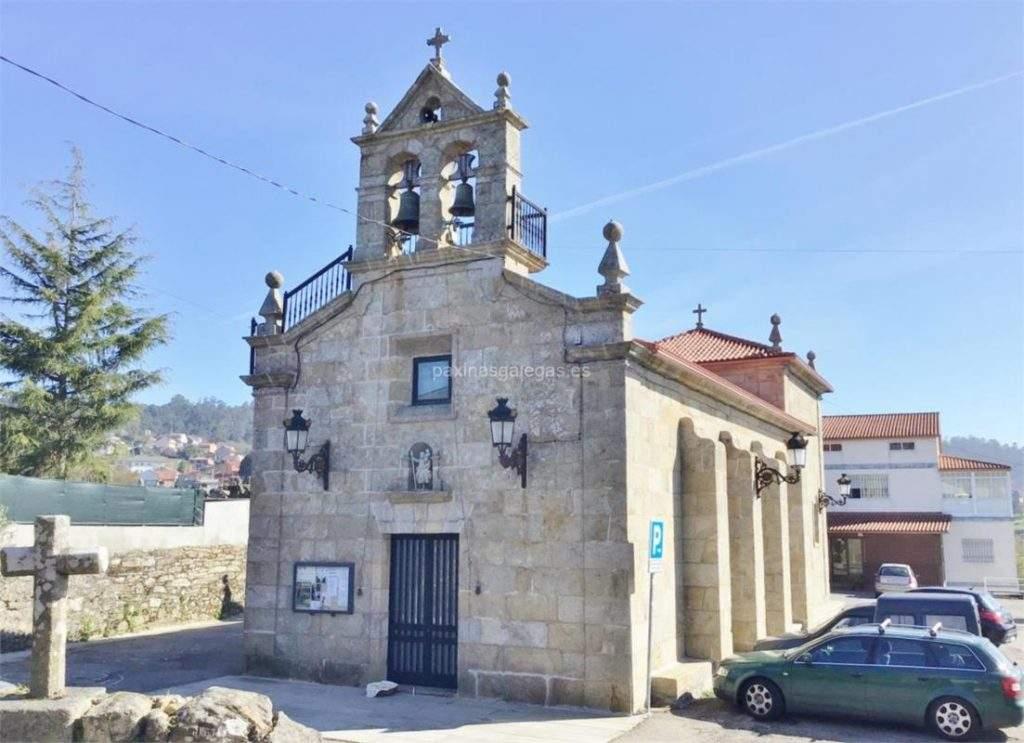 parroquia de san cristobal de candean vigo