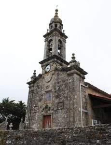 Parroquia de San Cristóbal de Lema (Carballo)