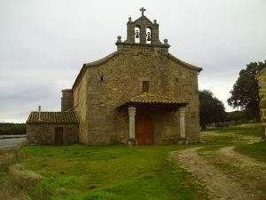 parroquia de san cristobal gallegos de sobrinos