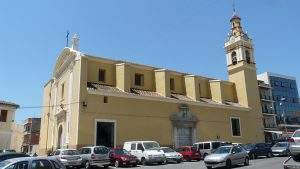 parroquia de san cristobal martir picassent