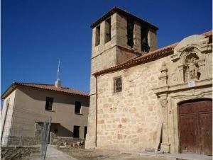 parroquia de san cristobal martir san cristobal de la cuesta