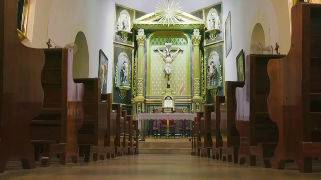 parroquia de san cristobal martir torrejon de la calzada