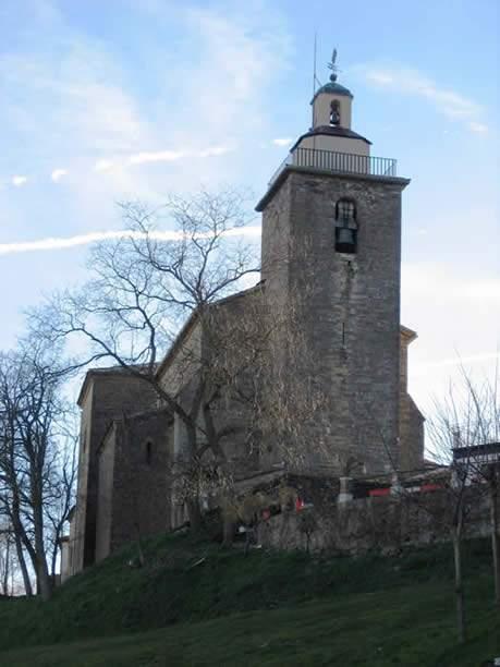 parroquia de san cristobal navascues