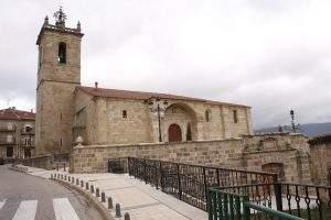 parroquia de san cristobal quintanar de la sierra