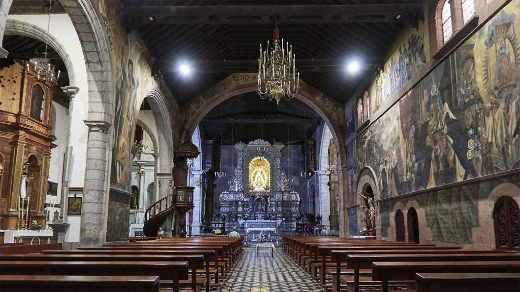 parroquia de san cristobal san cristobal de la laguna