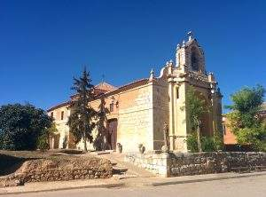 parroquia de san cucufate villardefrades
