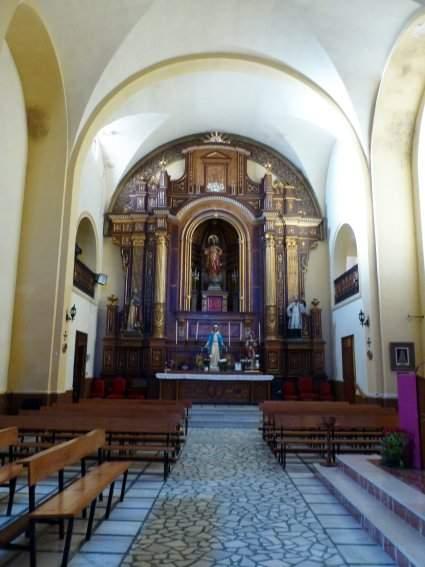 parroquia de san diego alcala de henares