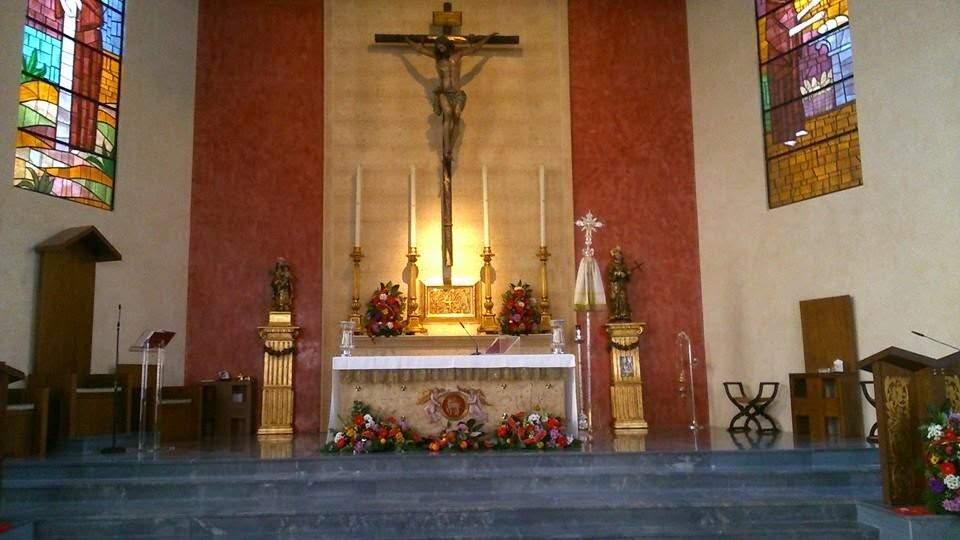 parroquia de san diego de alcala sevilla