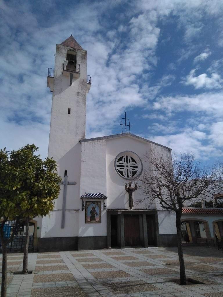 parroquia de san enrique y santa teresa jerez de la frontera