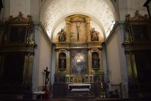 parroquia de san esteban agustinos recoletos isuerre